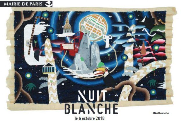 Nuit blanche 2018 à Paris : où aller ?