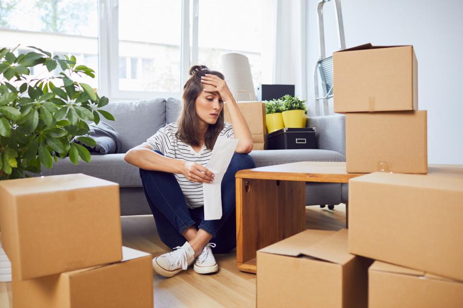 Comment organiser un déménagement seul ?