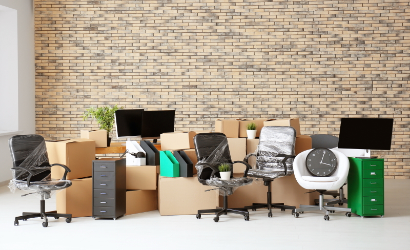 Comment organiser un déménagement d'entreprise ?