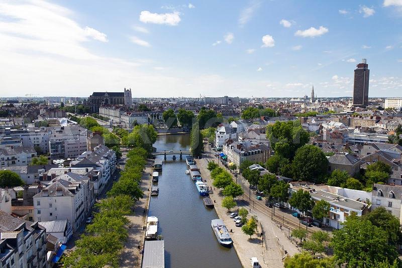 Location camion aller simple pour déménagement à Nantes