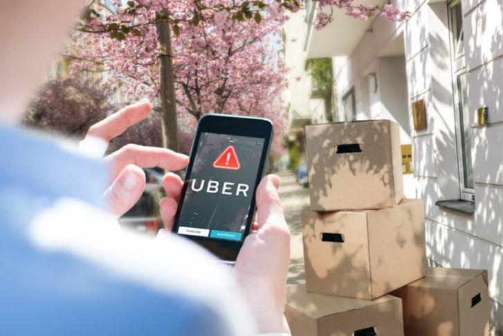 Uber utilitaire : la solution VUAC