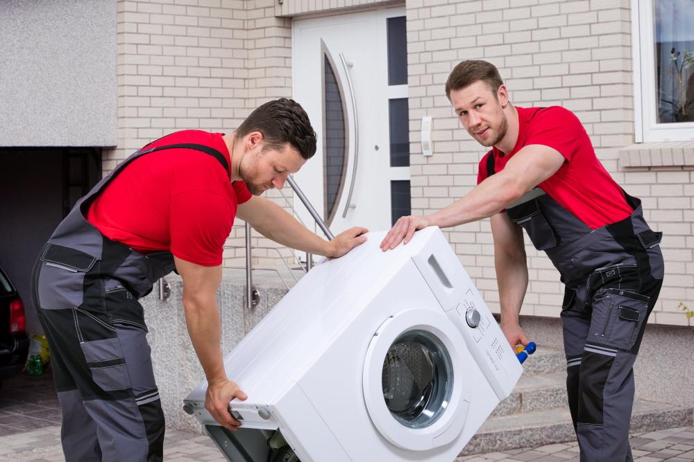 Comment déménager un lave linge ?