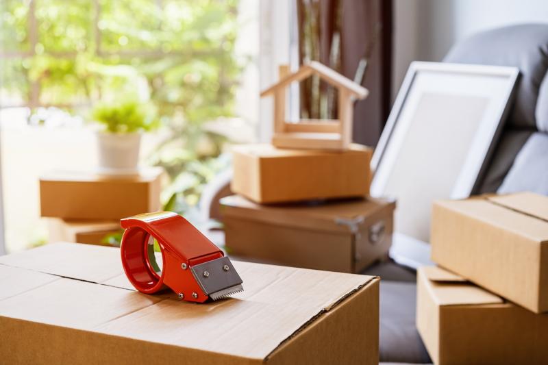 Combien coûte le déménagement d'une maison?