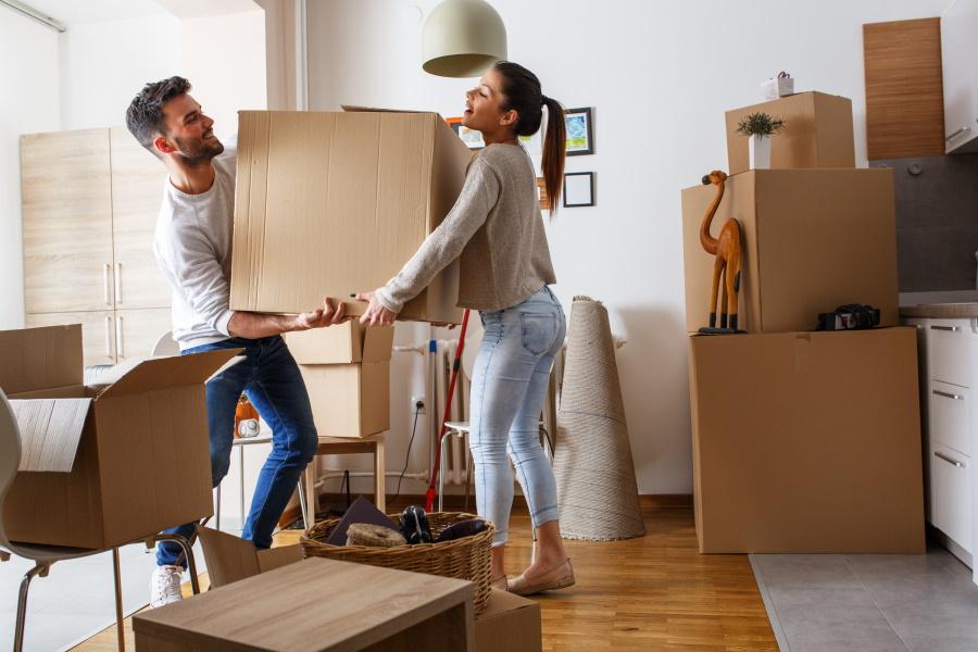 Comment faire tes cartons de déménagement ?