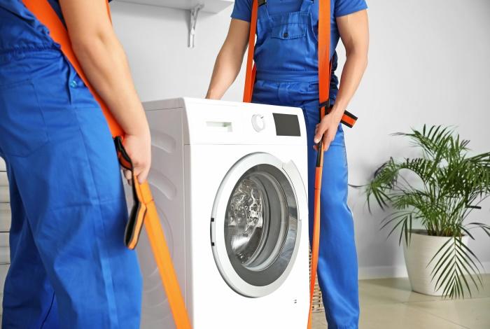 Comment transporter une machine à laver ?