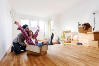 Combien coûte un déménagement dans la même ville?
