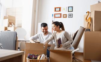 Bien préparer vos cartons pour réussir votre déménagement