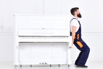 Combien coûte un déménagement de piano ?