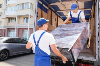 Transport de meuble en France