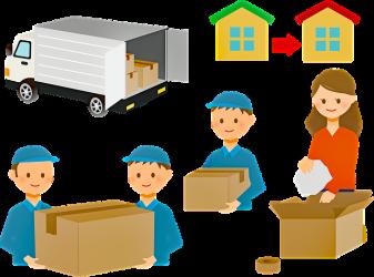 Comment calculer le cubage pour un déménagement ?